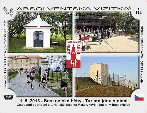 Absolventská vizitka 2016