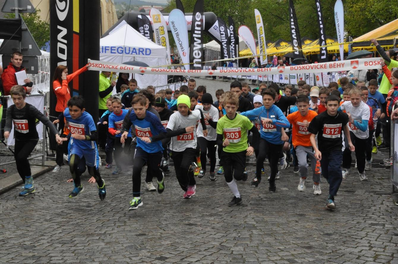 Dětské běhy