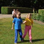 Závěr projektu Děti sportují s námi na zámku Boskovice