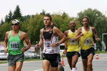 Půlmaraton Moravským krasem 2013