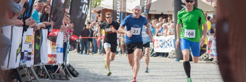 Běh za sedmizubým hřebenem