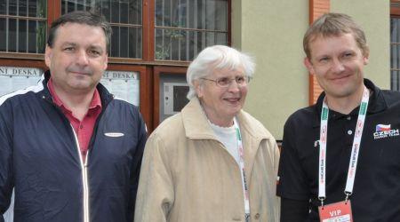 Jaroslav Dohnálek, Olga Oldřichová, Martin Doktor