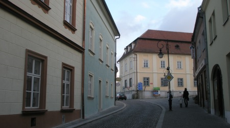 Rezidence boskovických Dietrichštejnů