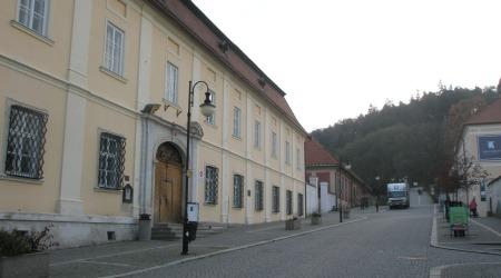 Bývalý boskovický klášter