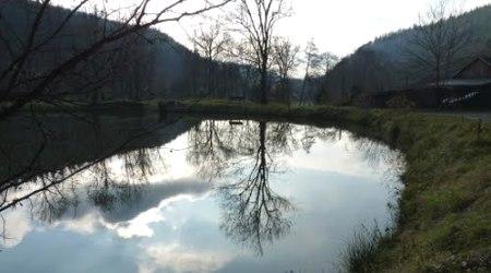 Pilské údolí - rybník