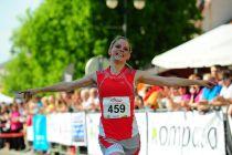 Boskovické běhy - absolutní vítězka Boskovických běhů