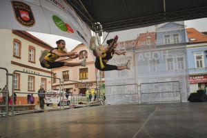 Koncert Markéty Konvičkové na Boskovických bězích 2012