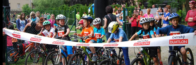 Dětský triatlon: plavání - kolo - běh!