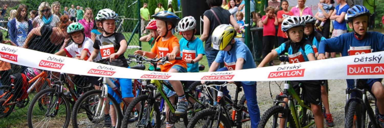 Plavání, běhání a jízda na kole pro radost!