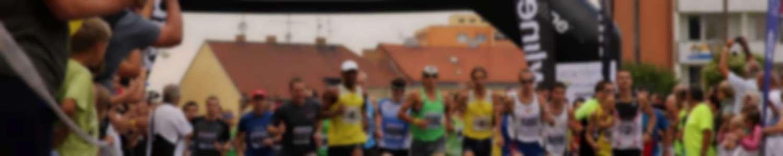 Program Půlmaratonu Moravským krasem